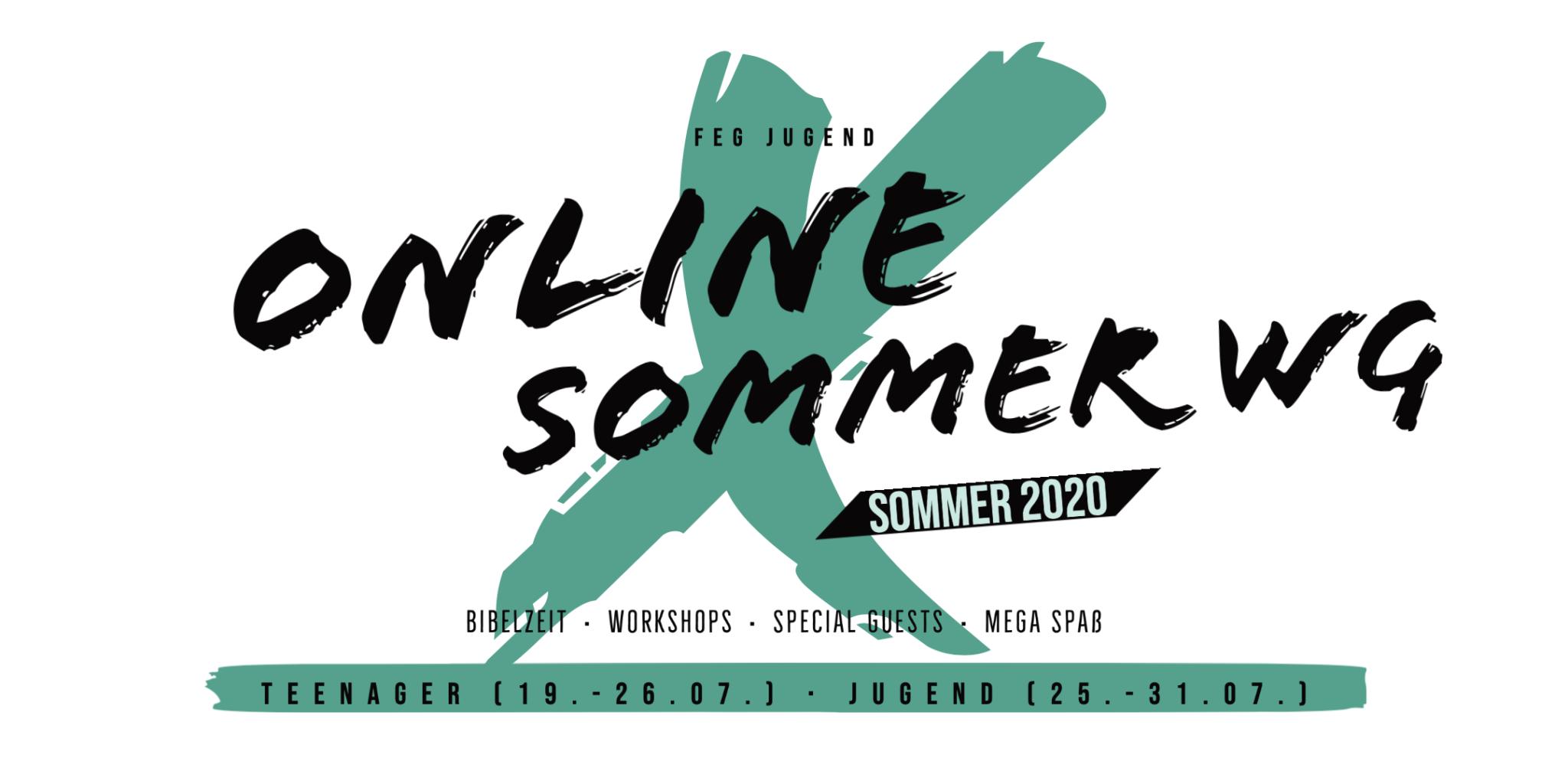 FeG Jugend | Online-Sommer-WG